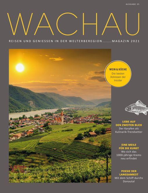 Wachau Magazin 2021