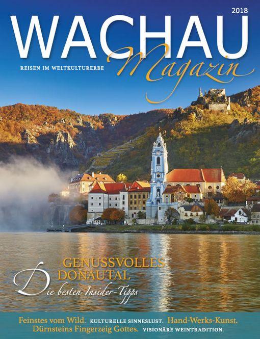 Wachau Magazin 2018