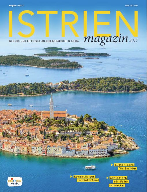 Istrien Magazin 2017