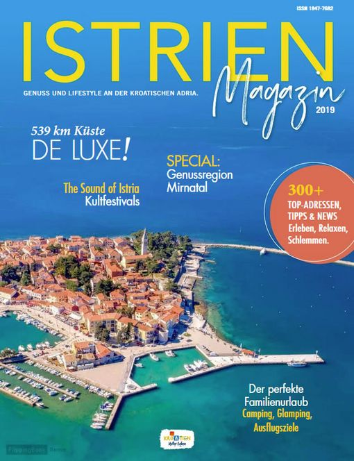Istrien Magazin 2019