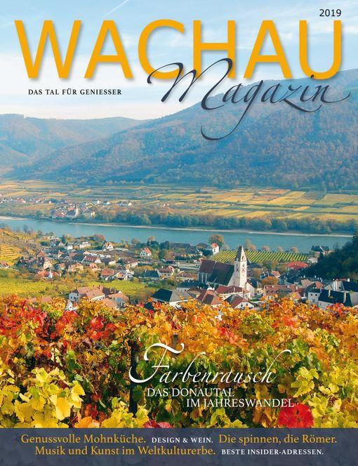 Wachau Magazin 2019